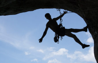 rock climbing is fun,rock climber,make moeny doing what you love,