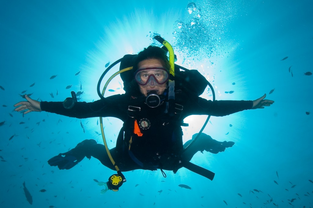 Scuba dive before you die