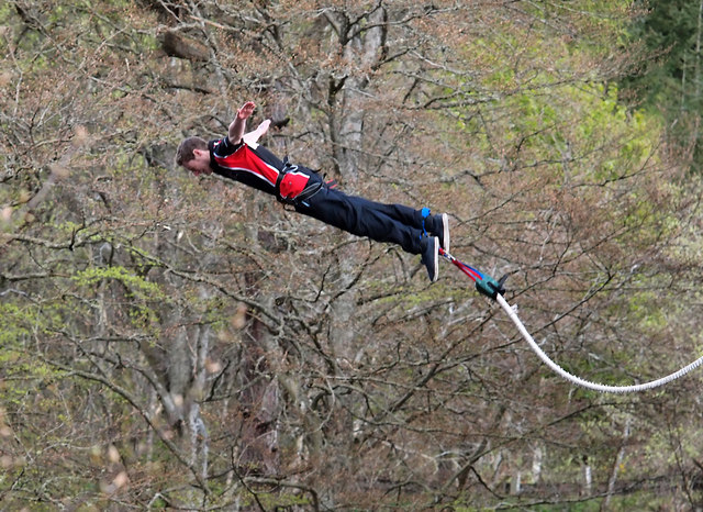 your comfort zone,bungee jumping,bungee jump,