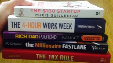 Books about success and making money