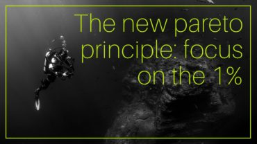 The new pareto principle