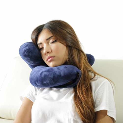 This Travel Pillow Provides Head And Also Neck Support Allows You Experience Good Period Of Sleep On Your Trip I Ll Recommend It For Long Flight